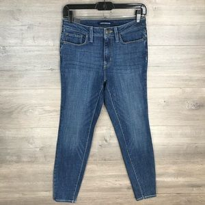 Calvin Klein Women's Skinny Jeans in Medium Wash